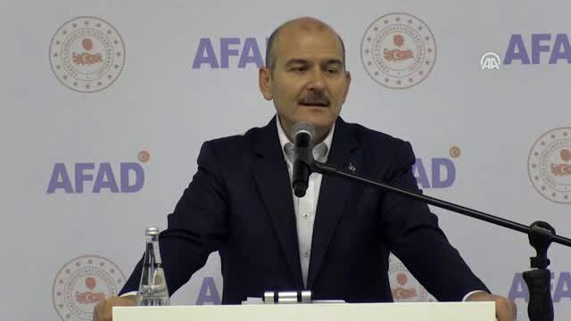 """Bakan Soylu'dan """"Çukur"""" ve """"Adana Sıfır Bir"""" dizilerine tepki"""