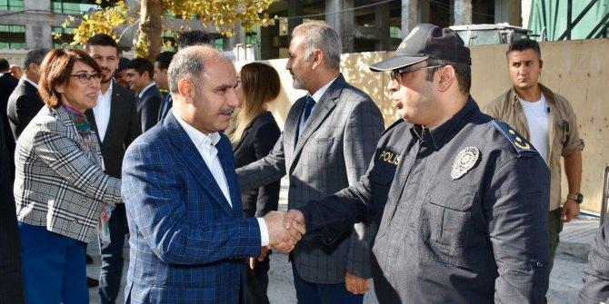 Emniyet Genel Müdürü Mehmet Aktaş, İzmir'de