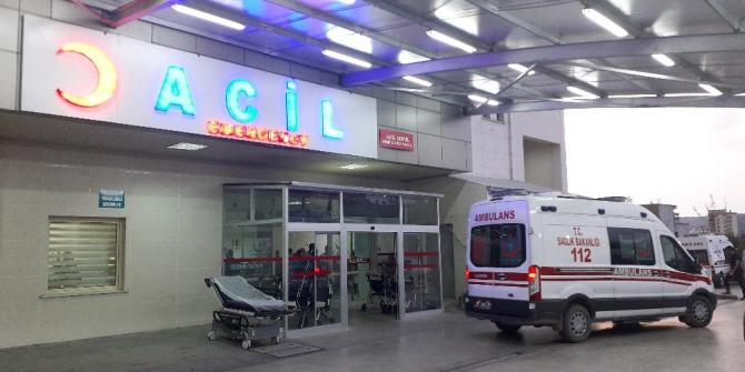 Adana'da trafik kazası: 10 yaralı