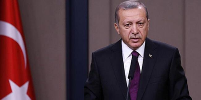 Erdoğan'dan, öldürülen IŞİD terör örgütü elebaşı Bağdadi mesajı