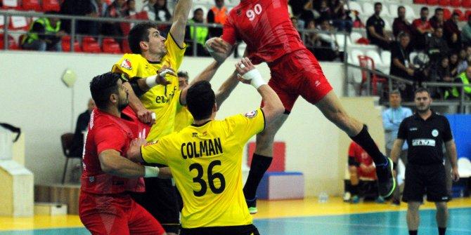 Hentbol Milli Takımı, Belçika'yı 33-24 yendi