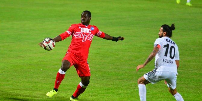 Adana Demirspor-Fatih Karagümrük: 1-1