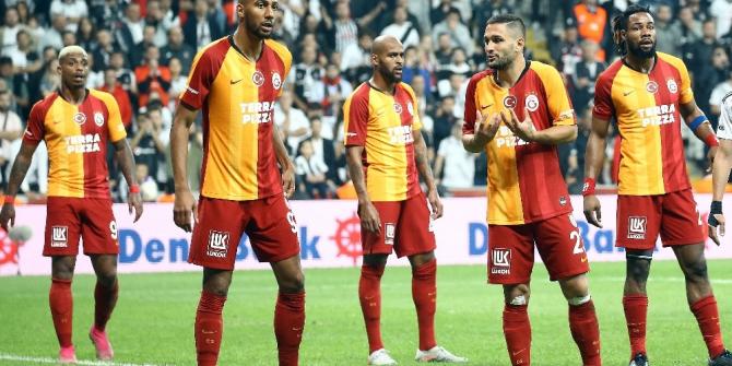 Galatasaray derbide yine gülemedi