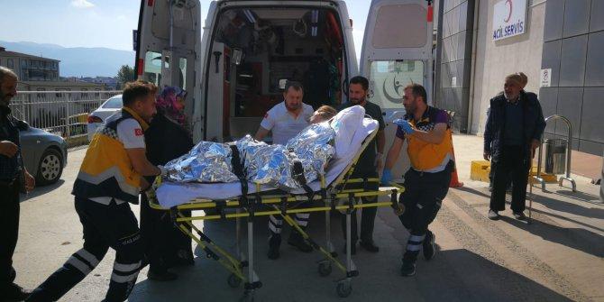 Ev yanınında yaralanan Emine, 15 gün sonra yaşamını yitirdi