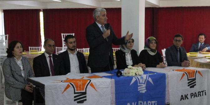 AK Parti'de Danışma Meclisi Toplantısı yoğun bir katılımla gerçekleştirildi