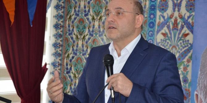 """Başkan Ali Çetinbaş: """"AK Parti milletin ta kendisidir"""""""