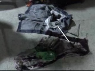 Kadıköy'de bavuldan bomba çıktı