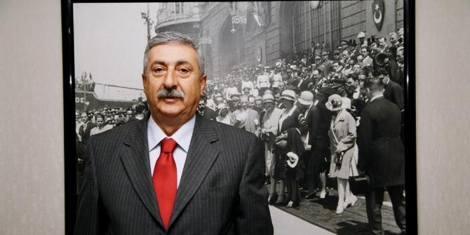 """TESK Başkanı Palandöken: """"Cumhuriyetimiz 96 yıllık bir çınar"""""""