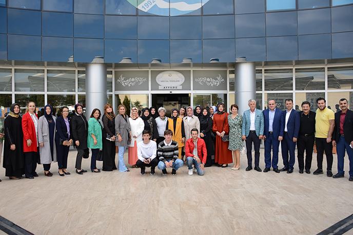 Tuzla'da sivil toplum örgütlerinin kadın temsilcileri projelerini anlattı
