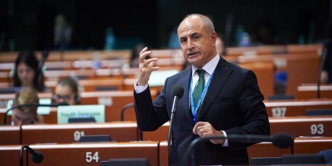 Başkan Akgün, Türkiye'yi temsil etmek üzere Strasbourg'a gidiyor
