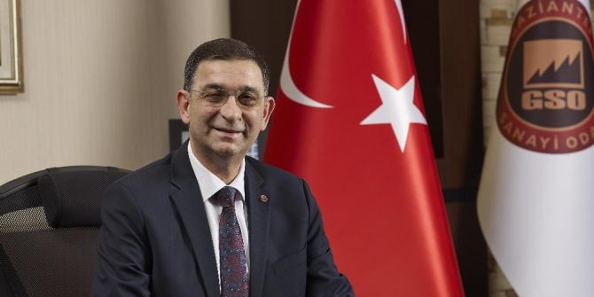 GSO Başkanı Ünverdi'den 29 Ekim Cumhuriyet Bayramı mesajı