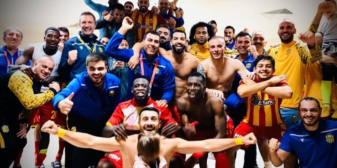 Yeni Malatyaspor'da başarının sırrı bu tabloda gizli