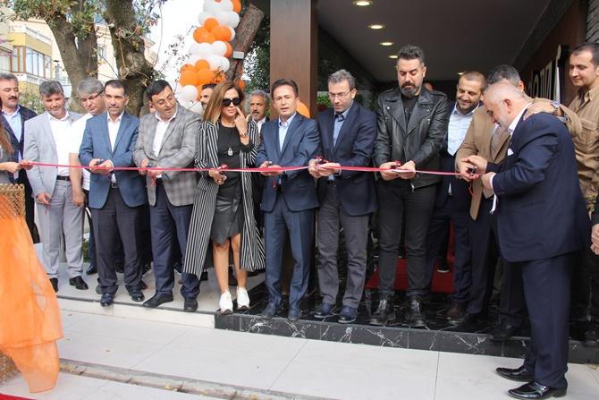 Tuzla'da Veranda Lounge'un yeni sezon açılışı gerçekleşti