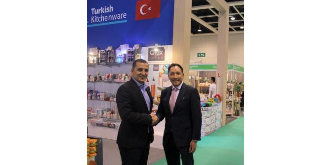 Uzakdoğu'nun fuar devi, Türkiye'yi radarına aldı