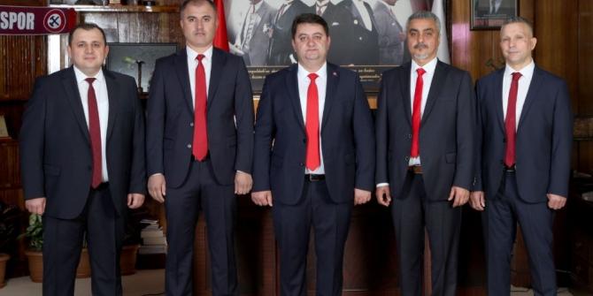 "GMİS Yönetim Kurulu ""Cumhuriyet Bayramımız Kutlu Olsun"""