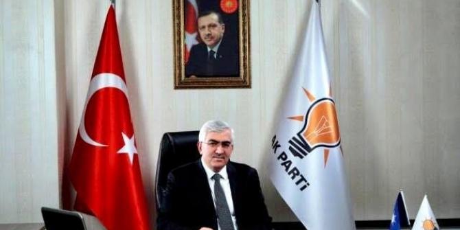 """AK Parti İl Başkanı Öz, """"Türk Milleti yaşadıkça, bölünmez bütünlüğümüz korunacaktır"""""""