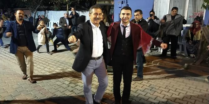 Başkan Ataç kınalı kuzulara hayırlı teskereler diledi