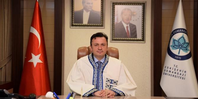 Rektör Şenocak'ın 29 Ekim Cumhuriyet Bayramı mesajı