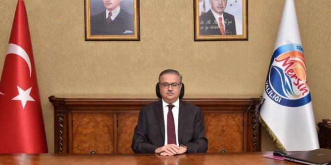 Vali Su, 29 Ekim Cumhuriyet Bayramı'nı kutladı