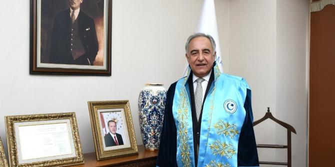Rektör Turgut'tan 29 Ekim Cumhuriyet Bayramı kutlama mesajı