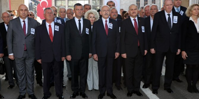 Kılıçdaroğlu, eski vekil Coşkun Karagözoğlu'nun cenaze törenine katıldı