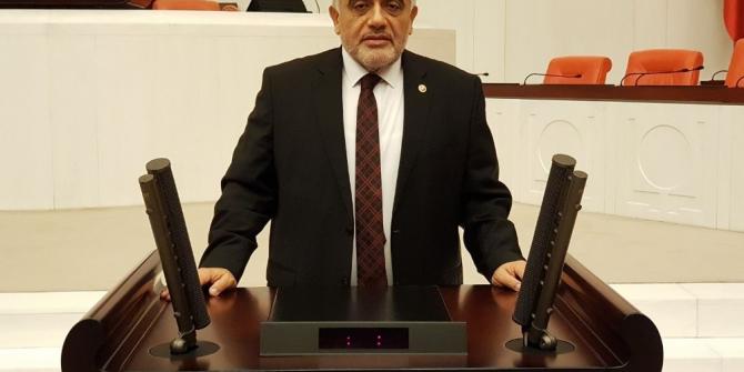 Milletvekili Dülger'in 29 Ekim Cumhuriyet Bayramı mesajı
