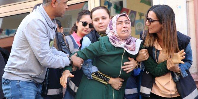 HDP önündeki eylemde 56'ncı gün