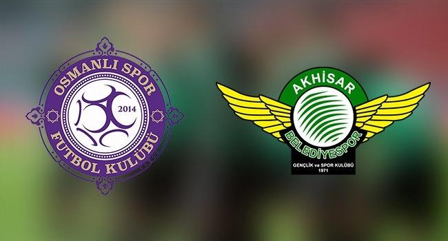 Osmanlıspor Akhisarspor maçı hangi kanalda | Osmanlıspor Akhisarspor maçı canlı izleme linki