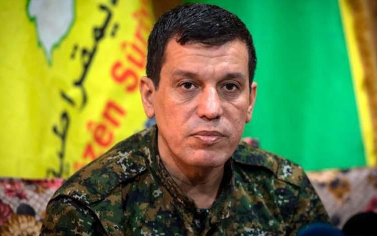 Mazlum Kobani'nin tutuklanmasını içeren dosya Bakanlık'ta!