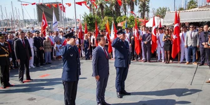 Bodrum'da Cumhuriyet Bayramı etkinlikleri