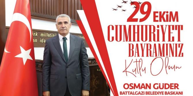 Türkiye Cumhuriyeti'nin 96. Yıldönümü