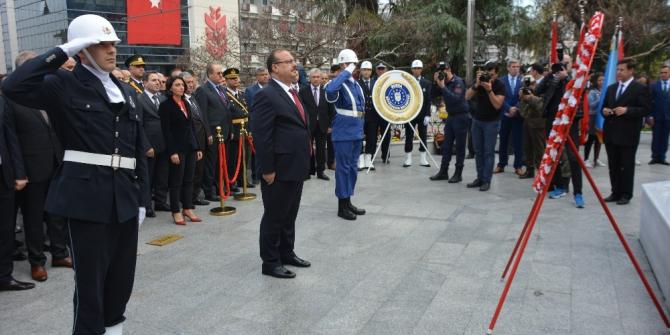 Bursa'da Cumhuriyet Bayramı kutlamaları başladı