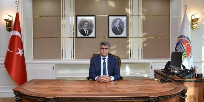Vali Gürel'den Cumhuriyet Bayramı mesajı