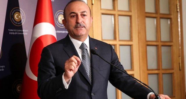 Bakan Çavuşoğlu'ndan flaş iddia: YPG, DAEŞ'li teröristleri para için bıraktı