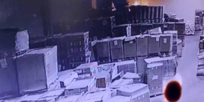 Ereğli'deki fabrika yangının nedeni elektrik kontağıymış
