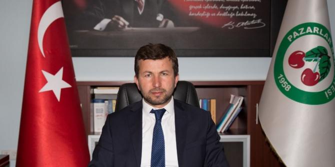 Başkan Demirci'den Cumhuriyet Bayramı mesajı