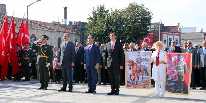 Trakya'da Cumhuriyet Bayramı kutlamaları törenlerle başladı