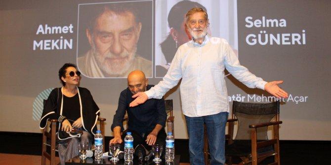 Ahmet Mekin: Selma'ya hayrandım