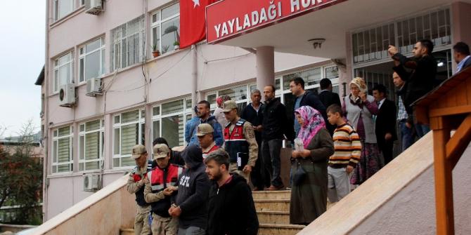 Hatay'da kaçak kazı yapan 6 kişi tutuklandı