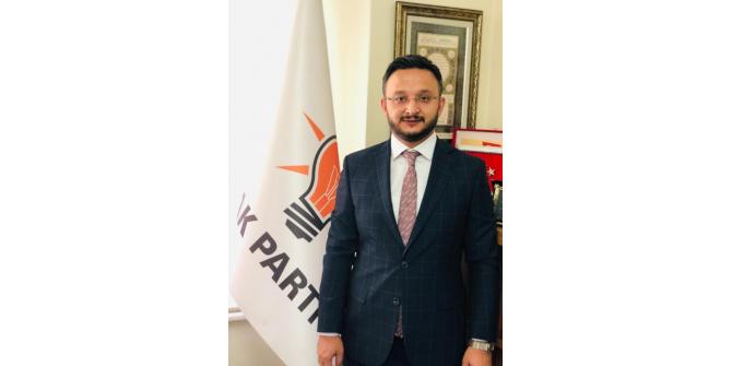 AK Parti İl Başkanı Yanar, Cumhuriyet'in 96.yılını kutladı