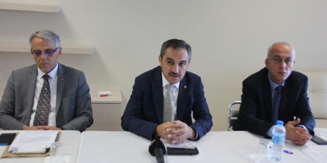Bodrum ve Milas'ta 26 bin fidan dikilecek