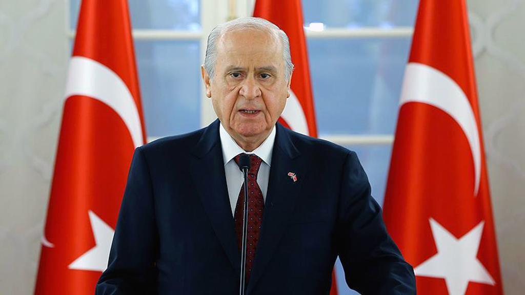 MHP Genel Başkanı Devlet Bahçeli'den 29 Ekim mesajı