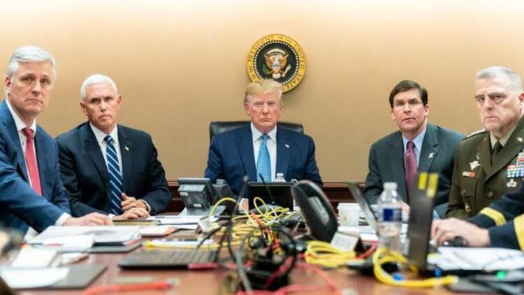 Trump açıkladı: Bağdadi operasyonunun videolarını yayımlamayı düşünüyoruz