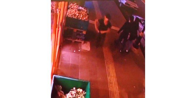 14 bin TL'lik cep telefonunu çalan hırsız, kamerada