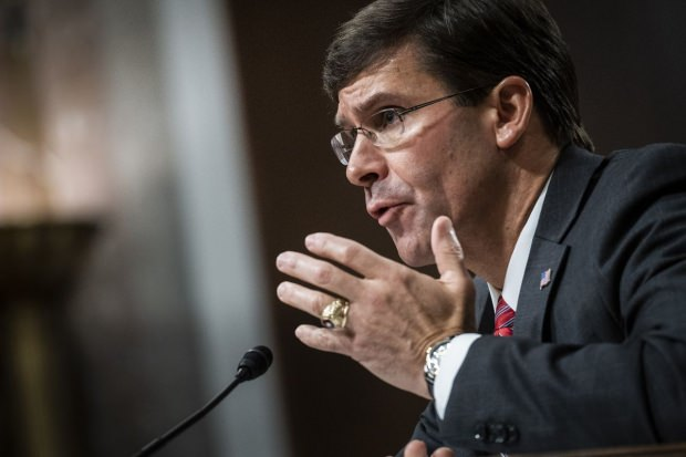ABD Savunma Bakanı'ndan Suriye tehdidi: Güç kullanacağız