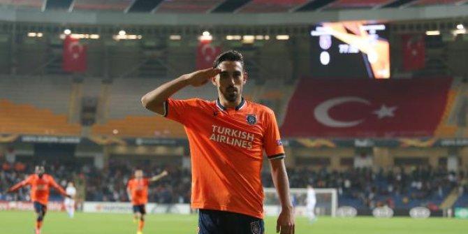 İrfan Can Kahveci'nin asker selamına UEFA'dan soruşturma