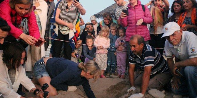 Çıralı'da caretta caretta turizmi