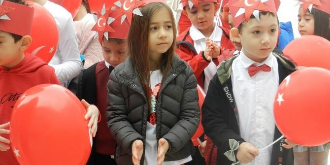 Teknoloji Fen Okullarında 'Cumhuriyet' coşkusu