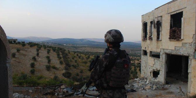 Suriye'deki Polis Özel Harekat'tan 29 Ekim mesajı