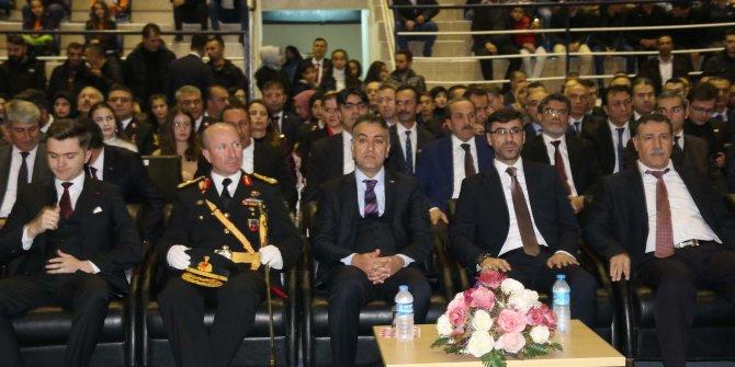 Bitlis'te 29 Ekim Cumhuriyet Bayramı kutlaması